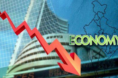 ہندوستانی معیشت نے کساد بازاری کو چھوڑا پیچھے، 0.4 فیصد رہی شرح نمو