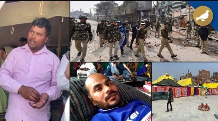 دہلی فسادات:کیادہلی حکومت اور اوقف بورڈ کرونا وائرس کے پیش نظر ریلیف کیمپوں کو خالی کروانا چاہتی ہے؟