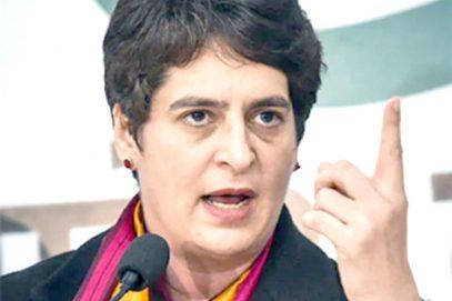 اترپردیش اسمبلی انتخابات 2022: 40 فیصد خواتین کو امیدوار بنائے گی کانگریس, پرینکا گاندھی نے کیا وعدہ