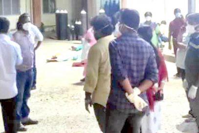 ٹاملناڈو کے ہاسپٹل میں 11 کورونا مریض فوت