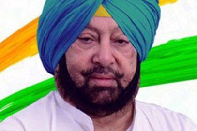 سدھو کو وزیر اعلیٰ بننےسے روکنے کے لیے کوئی بھی قربانی دینے کو تیار :کیپٹن امریندر سنگھ