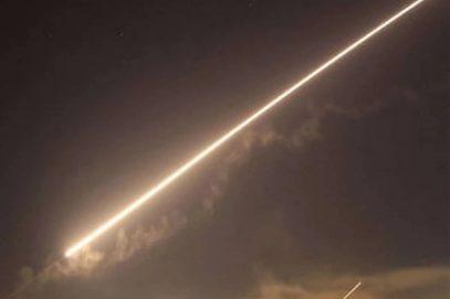سعودی کے سرحدی شہر اسیر میں اسکول پر بم سے لیز ڈرون گرا