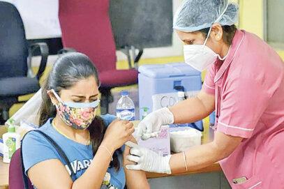 گریٹر حیدرآباد میں 100 کے منجملہ صرف 46 مراکز پر ٹیکہ اندازی