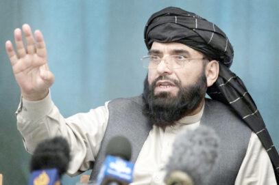 طالبان نے اپنے ترجمان سہیل شاہین کو اقوام متحدہ کا نمائندہ نامزد کیا