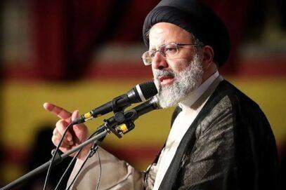 افغانستان میں ائی ایس دہشت گردوں پر ایران کے صدر نے اپنی تشویش کا اظہار کیا